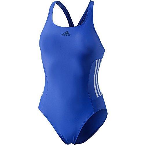 adidas Performance Damen Schwimmanzug blau 48 - Boegre